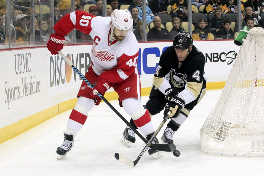 Les Penguins de Pittsburgh se sont imposés par... (Photo Charles LeClaire-USA TODAY Sports)