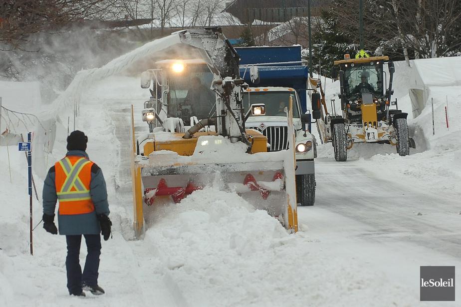La Ville de Montréal a l'intention de souffler... (PHOTO JEAN-MARIE VILLENEUVE, ARCHIVES LE SOLEIL)