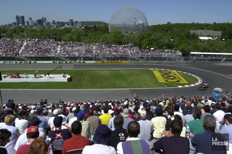 Le Canadien pourrait organiser un match en plein... (Photo Bernard Brault, La Presse)