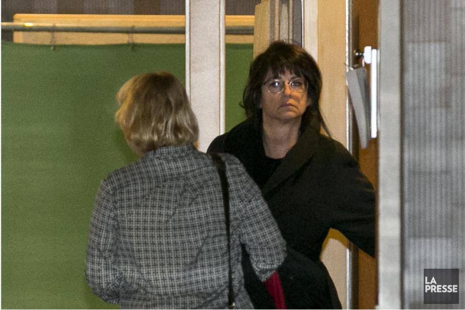 Le commis comptable Nathalie Léonard soutient avoir redistribué... (PHOTO HUGO-SÉBASTIEN AUBERT, LA PRESSE)