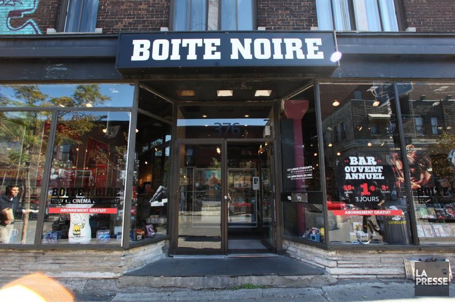 La «succursale-mère» de La Boîte noire, avenue Mont-Royal... (PHOTO MARTIN CHAMBERLAND, ARCHIVES LA PRESSE)