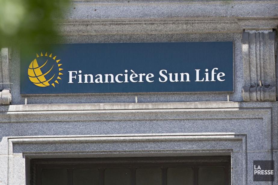 La Financière Sun Life a affiché... (PHOTO ANNE GAUTHIER, ARCHIVES LA PRESSE)