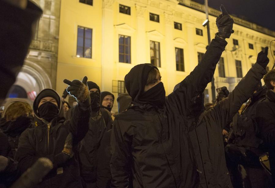 Alors que des mouvements anti-musulmans (et anti-immigration en... (Photo Joe Klamar, Agence France-Presse)
