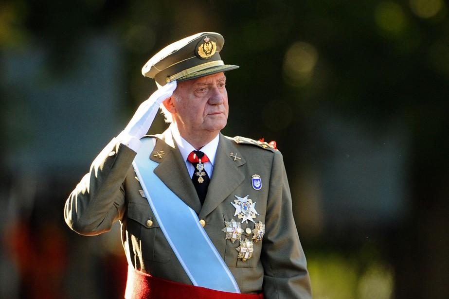 Ruan Carlosa abdiqué le 18 juin 2014 en... (PHOTO ARCHIVES AFP)