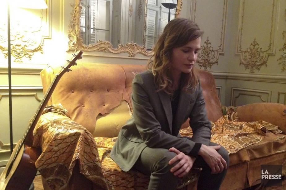Héloïse Letissier... (PHOTO ÉMILIE CÔTÉ, LA PRESSE)