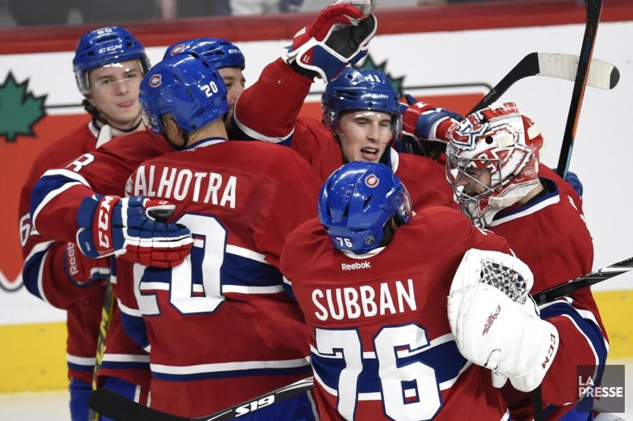 Relisez le clavardage de l'affrontement entre le Canadien et les Maple Leafs de...