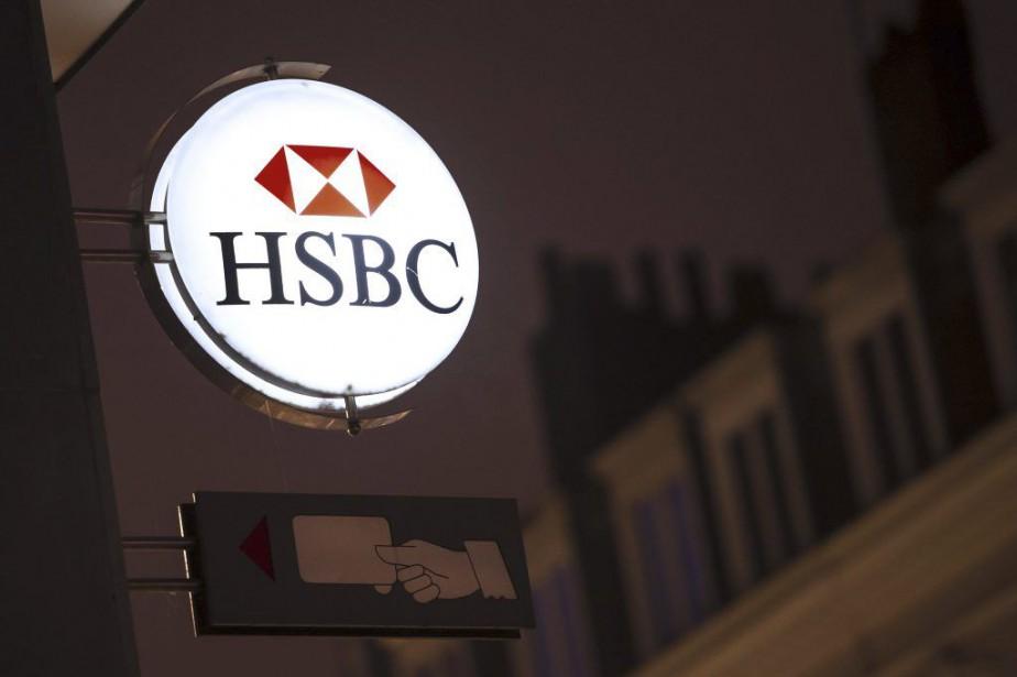 HSBC est au coeur d'un vaste scandale financier,... (PHOTO PHILIPPE HUGUEN, AFP)