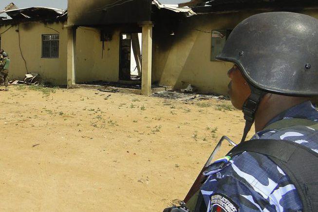 Il s'agit du premier attentat-suicide à Damaturu, qui... (PHOTO ARCHIVES ASSOCIATED PRESS)