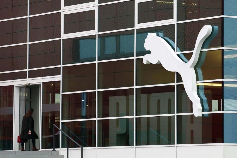 Le siège social de Puma à Herzogenaurach, en... (PHOTO MICHAELA REHLE, REUTERS)