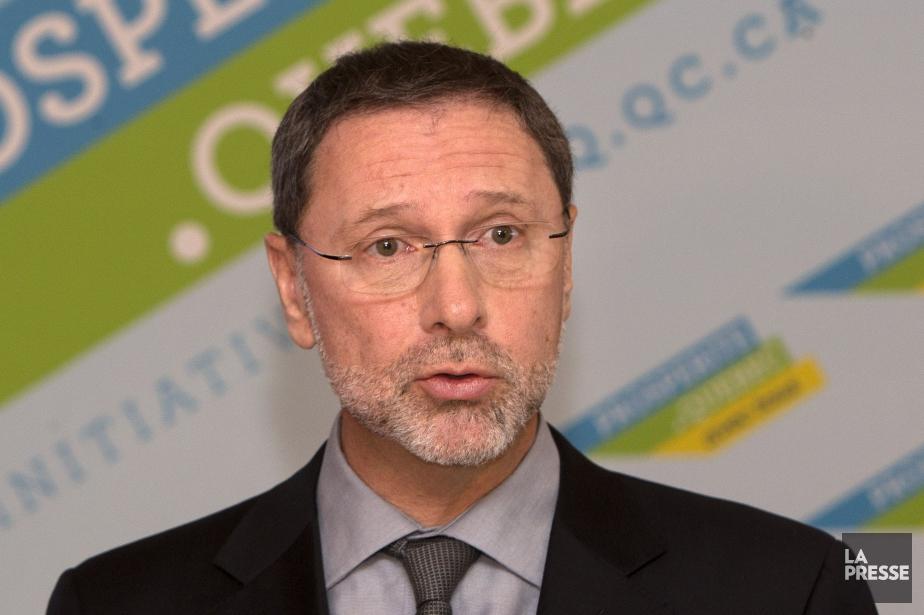 Yves-Thomas Dorval, PDG du Conseil du Patronat du... (PHOTO ROBERT SKINNER, LA PRESSE)