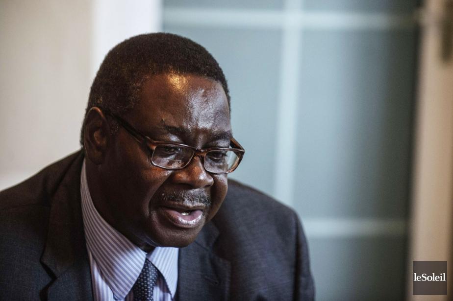 Le présidentdu Malawi, Peter Mutharika.... (PHOTOthèque Le Soleil, AFP, GIANLUIGI GUERCIA)