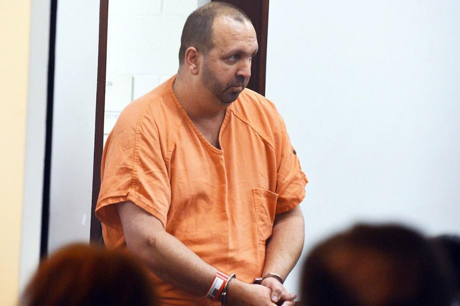 Craig Hicks risque la peine de mort ou... (PHOTO CHUCK LIDDY, ARCHIVES THE NEWS & OBSERVER, AP)