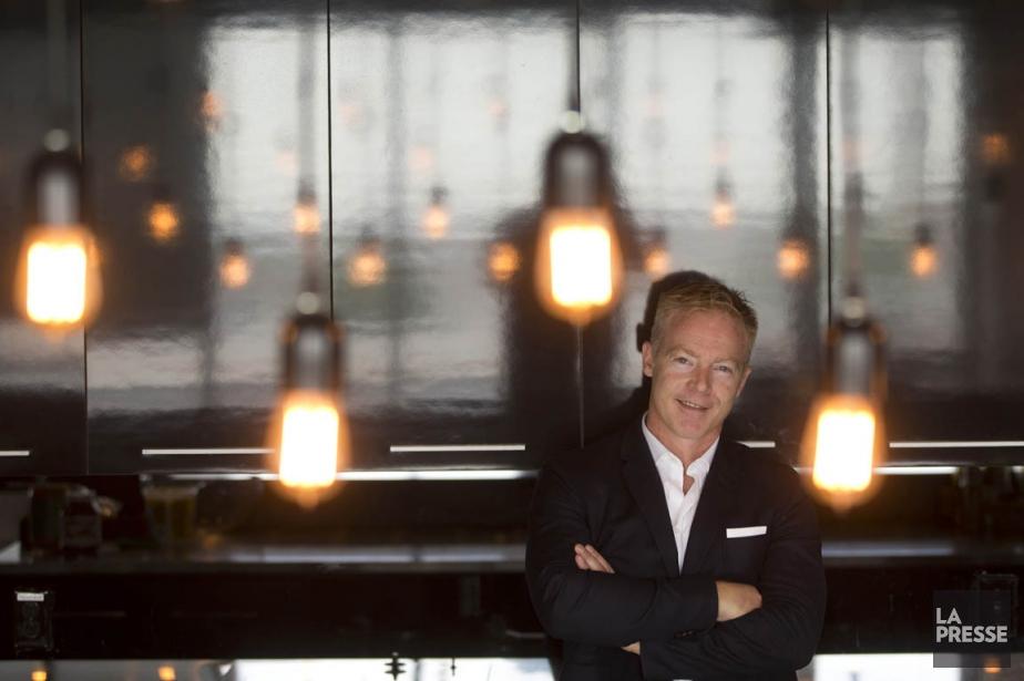 Le résident de l'Académie canadienne du cinéma et... (Photo Ivanoh Demers, La Presse)