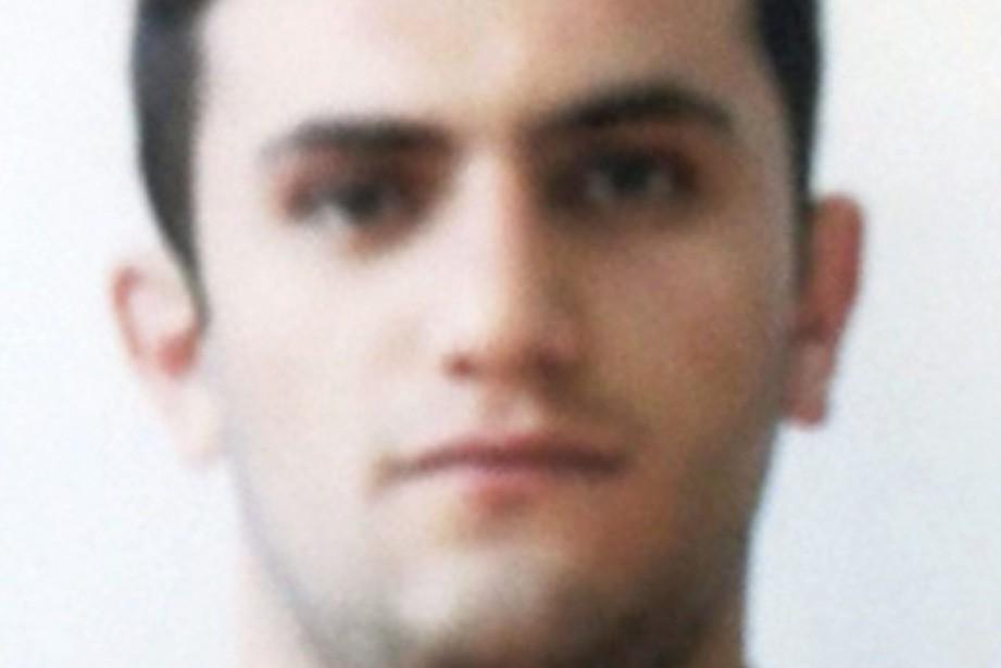 Saman Naseem, 22 ans, a été condamné à... (PHOTO AP/AMNISTIE INTERNATIONALE)
