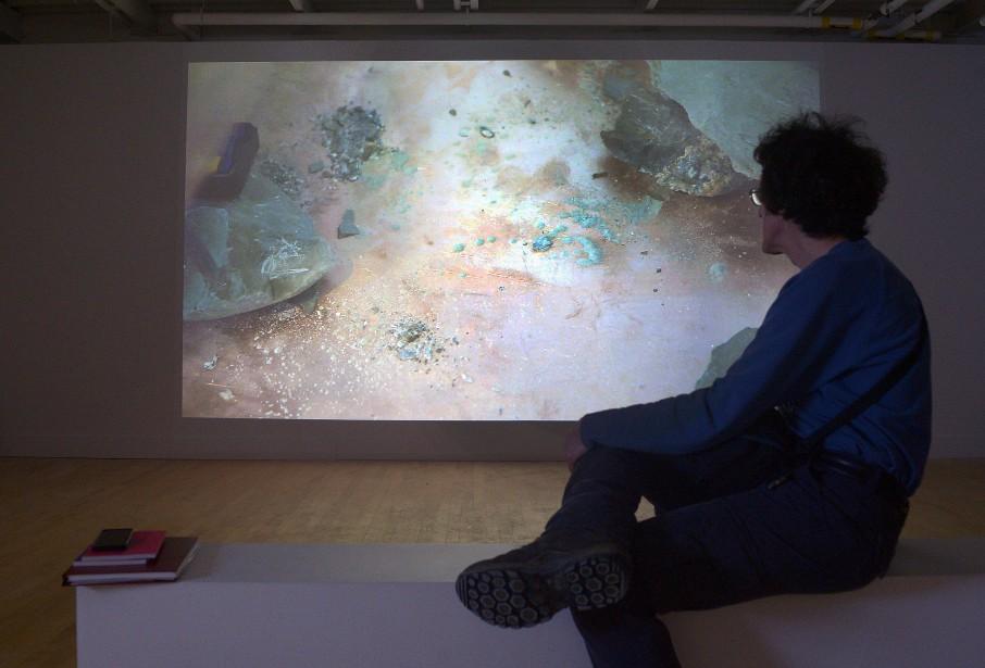 <em>BPM 37093</em>deJulie Tremble, à VU (Photo Le Soleil, Jean-Marie Villeneuve)