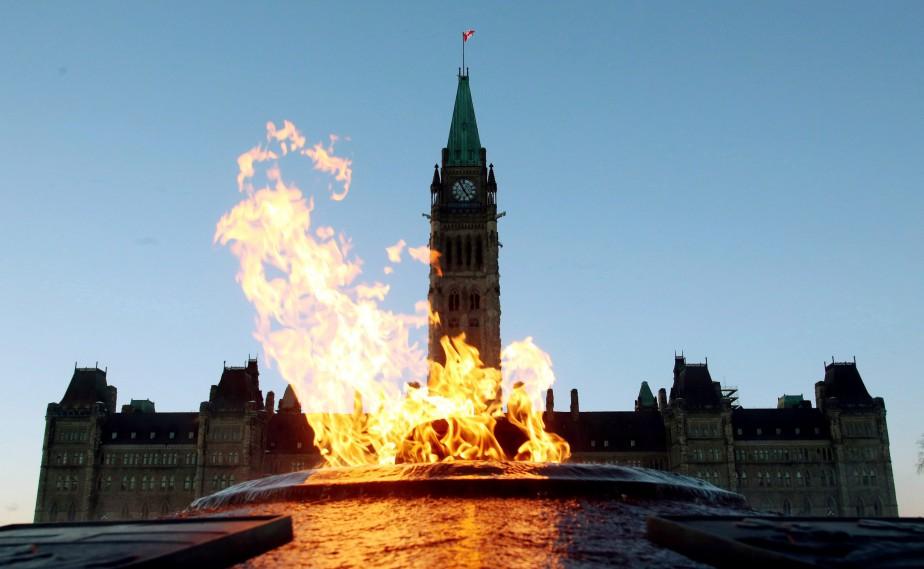 Les auteurs craignent que les nouvelles mesures antiterroristes... (Photo La Presse Canadienne)