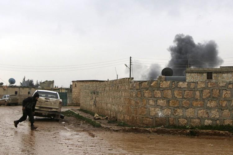 Sur le terrain, l'armée syrienne est parvenue de... (Photo: Reuters)