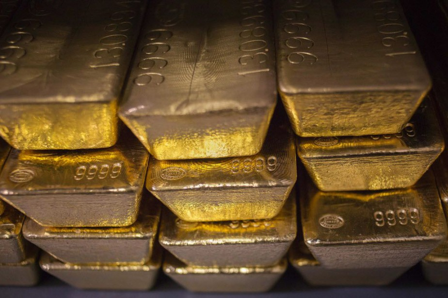 Barrick Gold est sorti du rouge au... (Photo Shannon Stapleton, archives Reuters)