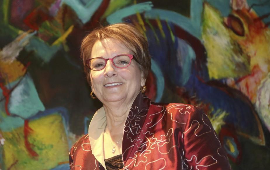 Diane Doréa été nommée personnalité de l'année dans la catégorieÉducation. (Etienne Ranger, LeDroit)