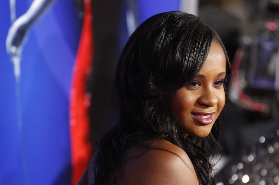 Bobbi Kristina... (Photo: archives AP)