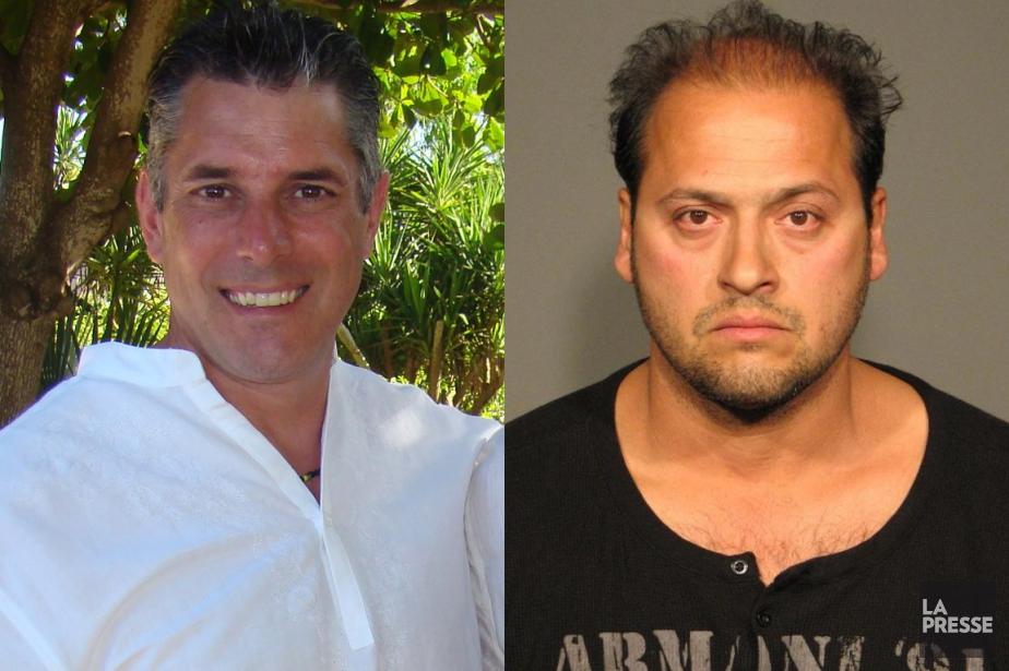 Les accusations contre Massimo Bauco (à droite) ont... (PHOTOS ARCHIVES LA PRESSE)