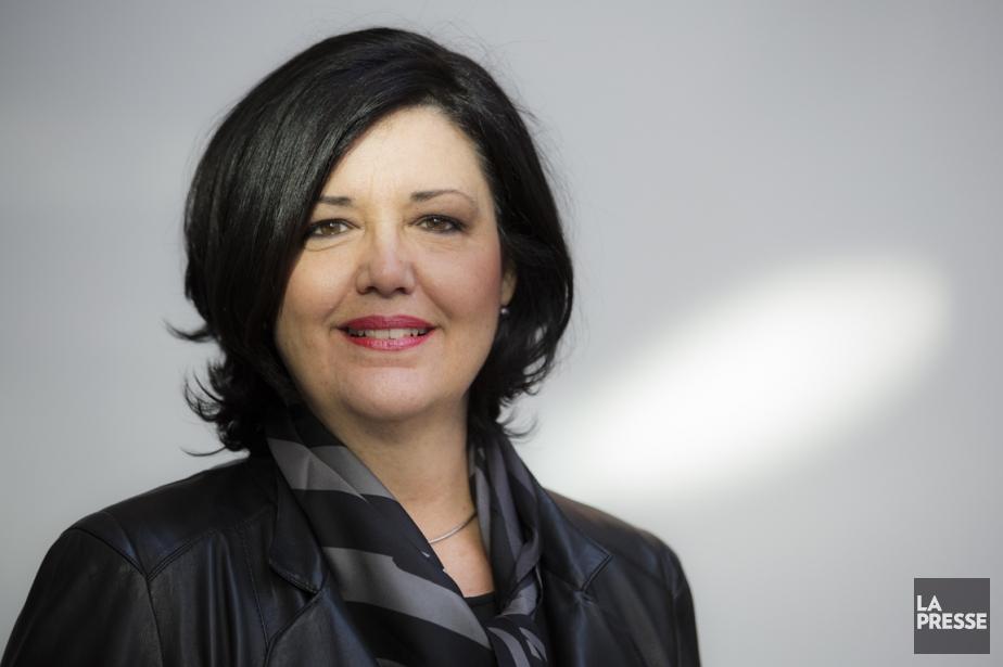 Suzanne Benoit est PDG d'Aéro Montréal... (PHOTO EDOUARD PLANTE-FRECHETTE- LA PRESSE)