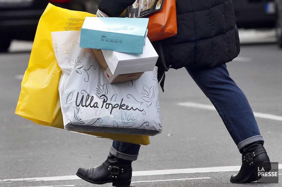 La plupart des types de magasins généralement associés... (Photo AFP)