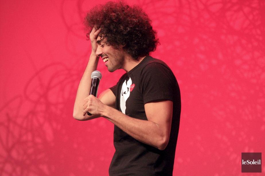 Adib Alkhalidey... (PHOTO PASCAL RATTHÉ, ARCHIVES LE SOLEIL)