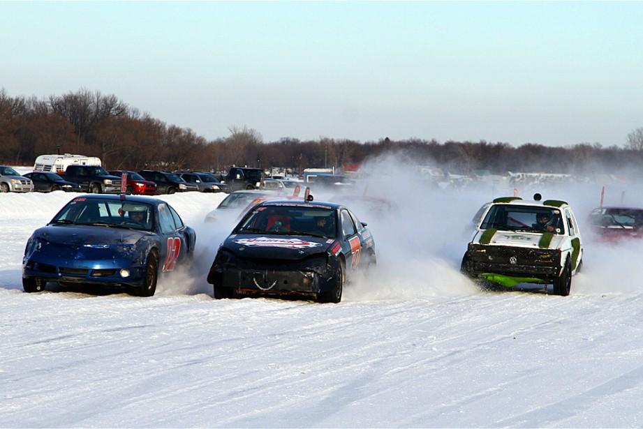 Une saison de course peut coûter à peine 2000 $. (Photo Bruno Dorais, magazine Pole-Position)