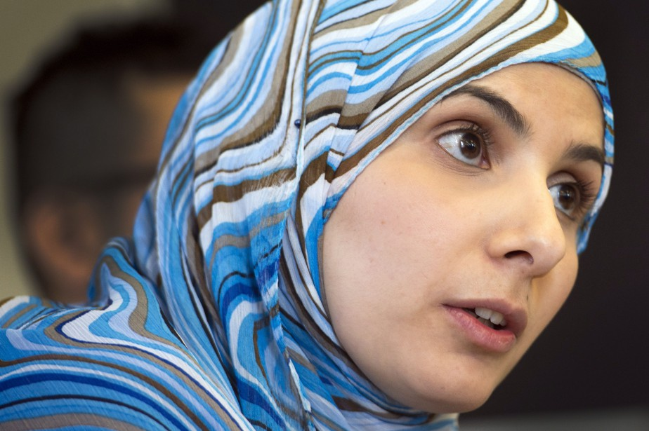 Kathy Malas, vice-présidente du Forum musulman canadien... (Photo Ryan Remiorz, La Presse Canadienne)