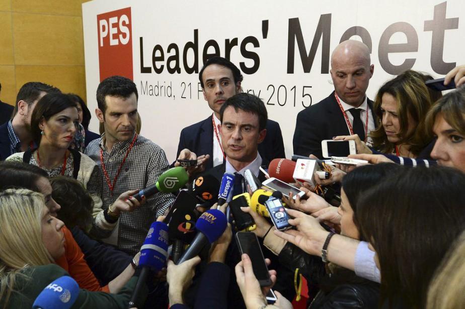 «Je voudrais citer la question de la Libye... (PHOTO GÉRARD JULIEN, AFP)