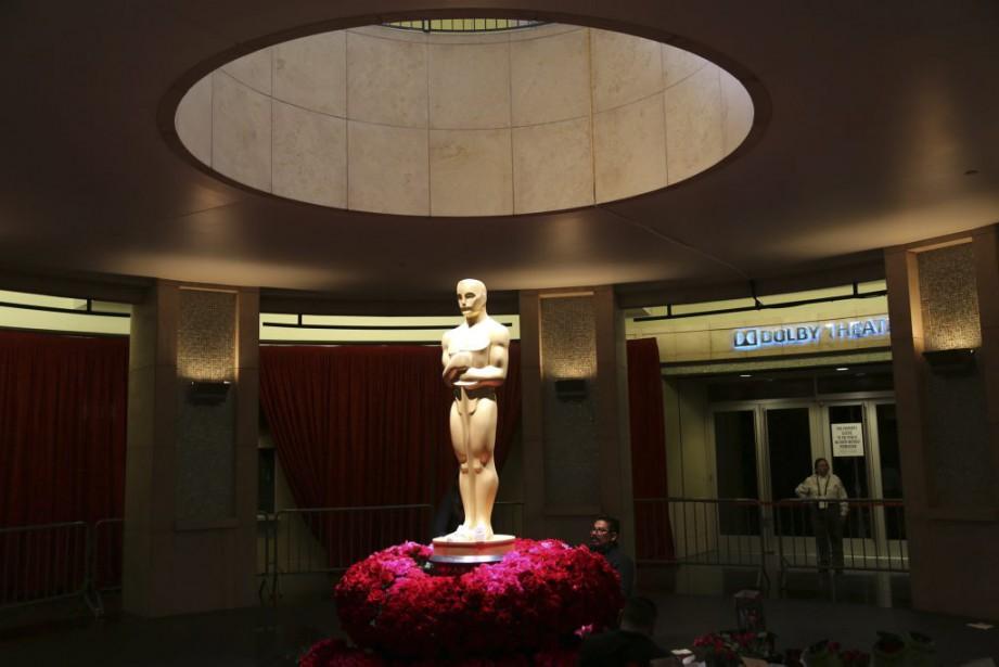 La dernière cérémonie des Oscar a eu un... (PHOTO ROBERT GALBRAITH, REUTERS)