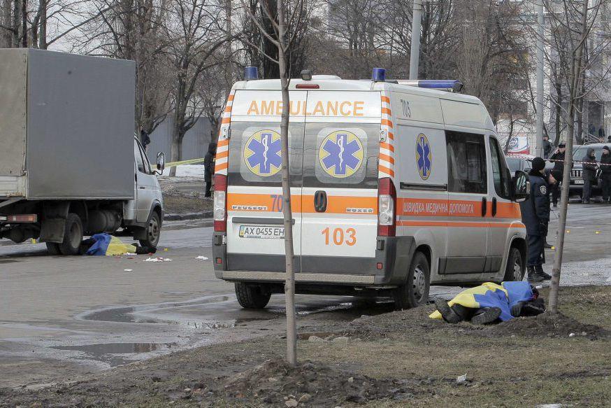La police a qualifié l'explosion d'un «attentat terroriste»,... (PHOTO STANISLAV BELOUSOV, REUTERS)