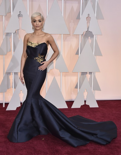 Rita Ora (Photo AP)