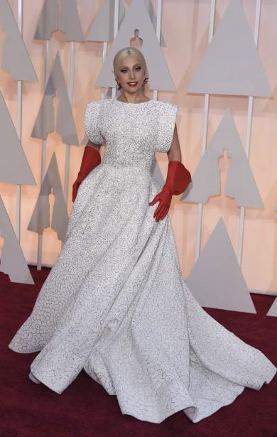 Lady Gaga (Photo AFP)