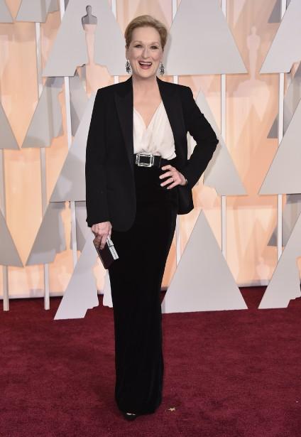 Meryl Streep (Photo AP)