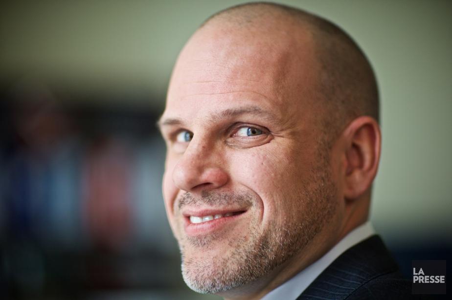 Le président des AlouettesMark Weightman... (PHOTO ANDRÉ PICHETTE, LA PRESSE)