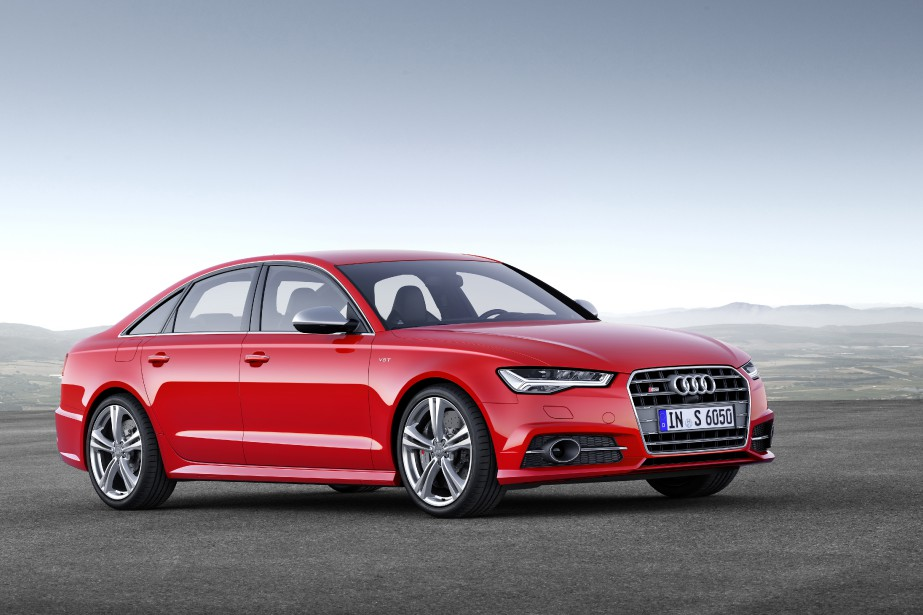 <strong>Audi S6 2016 </strong>— À partir de 88 500 $ (Photo fournie par Audi)