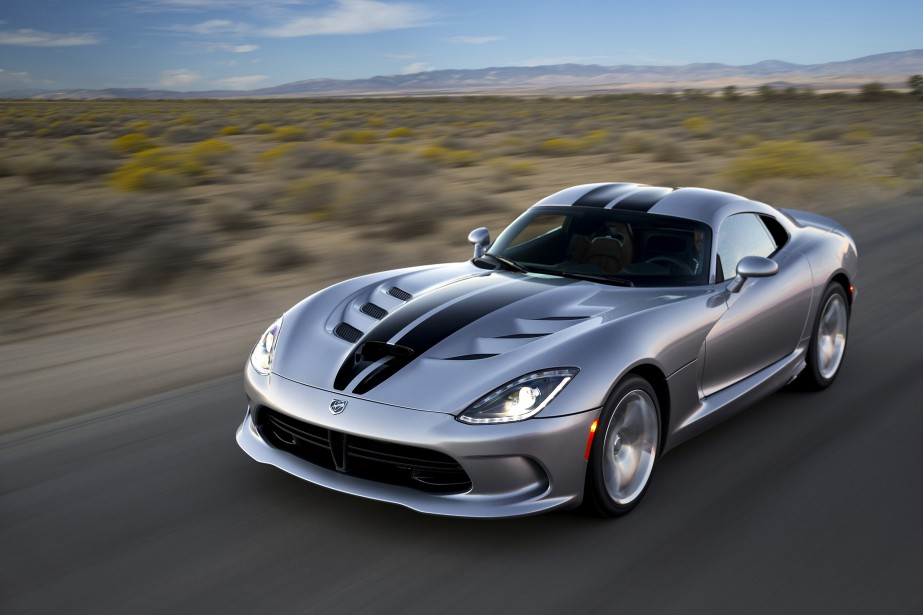 <strong>Dodge Viper 2015 </strong>- À partir de 85 995 $ (Photo fournie par Dodge)