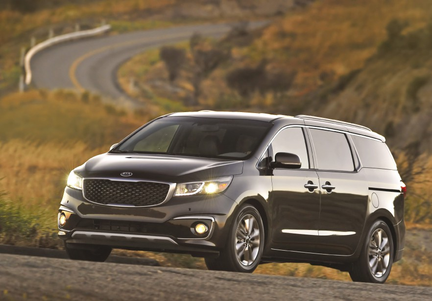 <strong>Kia Sedona 2015 </strong>— À partir de 29 275 $ (Photo fournie par Kia)