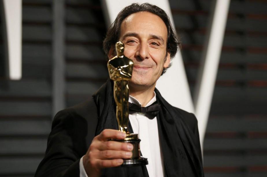 Le compositeur de musiques de films Alexandre Desplat... (PHOTO DANNY MOLOSHOK, REUTERS)