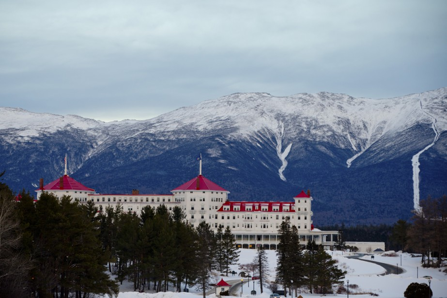 L'Omni Mount Washington Resort de Bretton Woods, et son emblématique... | 2015-02-24 00:00:00.000