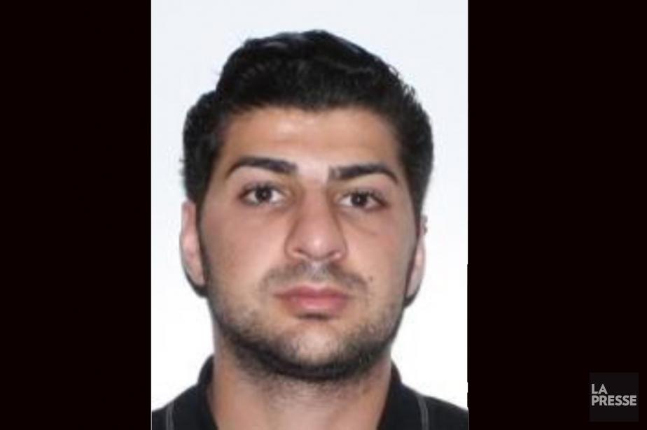 Rabih Alkhalil, 27 ans, de la Colombie-Britannique, était... (Photo archives La Presse)