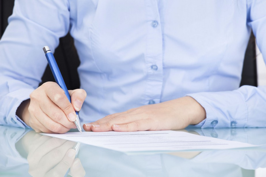 Le contrat de travail permet de définir clairement... (Photo archives Thinkstock)