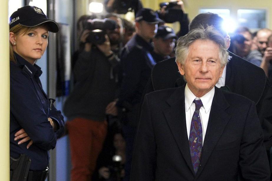 Roman Polanski s'est présenté devant un tribunal de... (PHOTO ARCHIVES AFP)