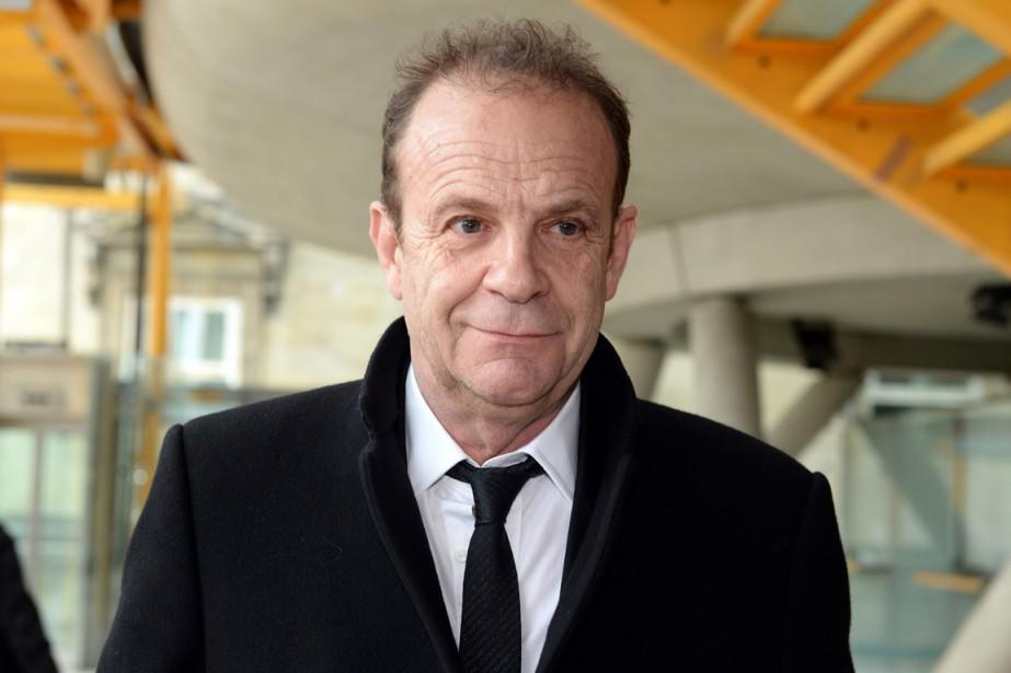 François-Marie Banier, photographe en vogue dans les années... (PHOTO AFP)
