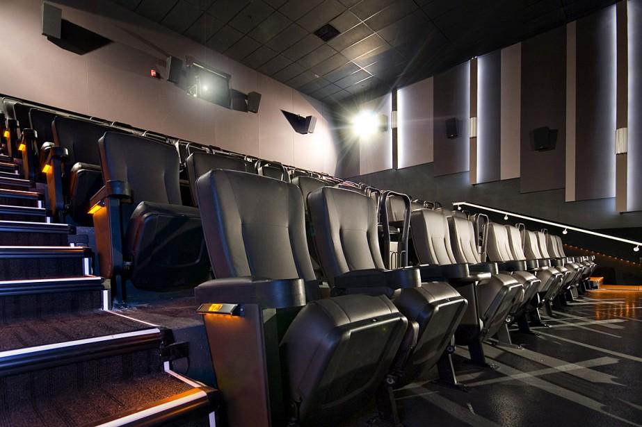 La chaîne de salles de cinéma Cineplex ( (IMAGE CINEPLEX)
