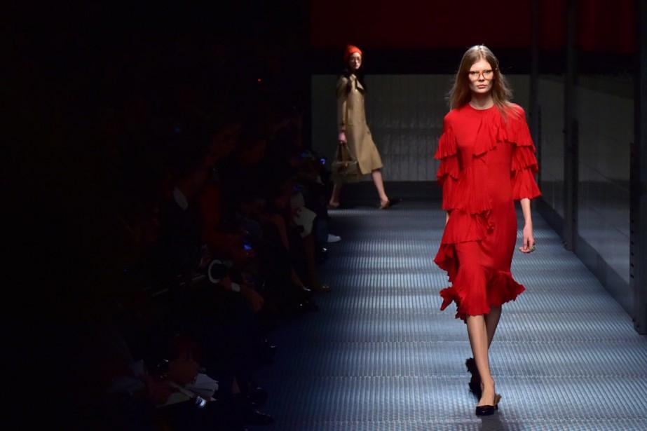 Mode � Milan: cure de jouvence pour Gucci | Federica ANDREOL | Mode