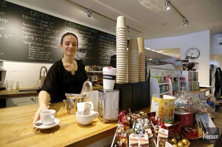 Cafellini s'est donné pour mission de concocter de... (Photo Martin Chamberland, La Presse)