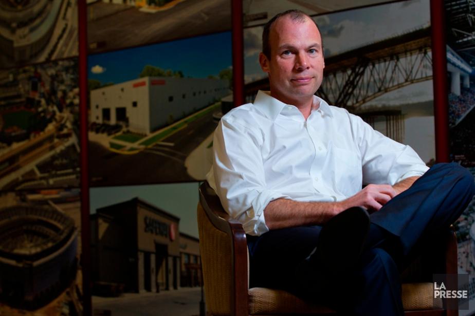 Marc Dutil, 50 ans, est président et chef... (PHOTO OLIVIER JEAN, ARCHIVES LA PRESSE)